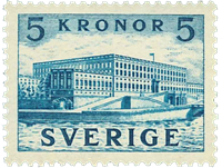 Sverige 1941- AFA nr.291 - Postfrisk