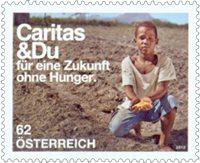 Autriche - Caritas - Timbre neuf