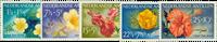 Antilles néerlandaises - 1955 - Nos 248-252 - Neuf