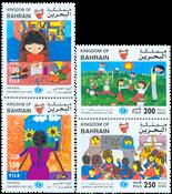 Bahreïn - Dessins d'enfants - Série neuve 4v