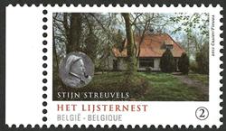 Belgien - Lijsternest - Postfrisk frimærke