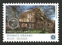 Belgien - Domus Erasmi - Postfrisk frimærke