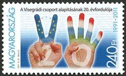 Hongrie - visegrádi'11(1) * - Neuf