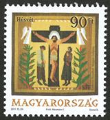 Ungarn - Påske 2011 - Postfrisk frimærke