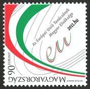 Ungarn - EU - Postfrisk frimærke