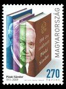 Ungarn - Püski Sándor - Postfrisk frimærke