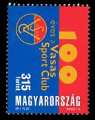 Ungarn - Vasas Sport Club - Postfrisk frimærke
