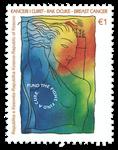 Kosovo - Brystcancer - Postfrisk frimærke