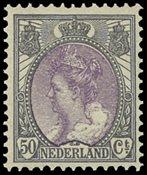 Holland - NVPH 75 - 50 - Ubrugt