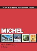 Michel stamp catalogue - Gulf States - 2013 GB