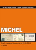 Michel Tyskland, brevkatalog, 2012/13