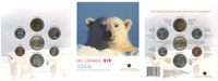 Canada Série 2006 monnaie Collection annuelle