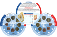 France - coin year set 2005