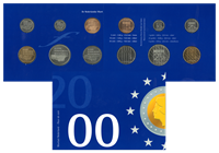Nederland - 2000 Muntset