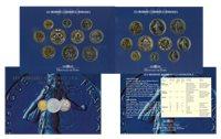 France Série 2000 monnaie Collection annuelle
