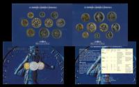 Frankrig - Møntsæt - 2000