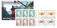 Greenland - Stamp booklet no. 3