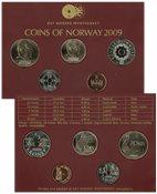 Norge - Møntsæt 2009