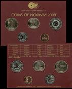 Norvège 2009 monnaie Collection annuelle