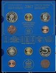 Sverige - Møntsæt 2007