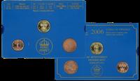Sverige - Møntsæt 2006