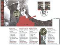 Belgien - Møntbrev - Bastogne