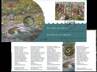 Lettres Philateliques - Belg. Le semaine de la forêt