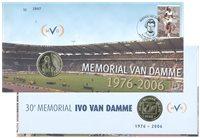 België Van Damme - muntbrief