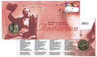 Lettres Philateliques - Belg.H.C.Andersen