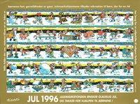 Denemarken - Kerstzegels 1996