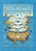 Islas Feroe - Viñetas de Navidad 1994