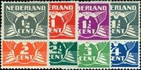 Nederland Vliegende Duif met watermerk - Nr. 169-76 - Postfris