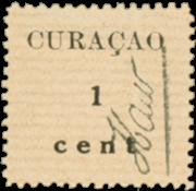 Curacao - 1918 - No 73 - Neuf avec ch.