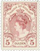 Holland - NVPH 79 - Ubrugt