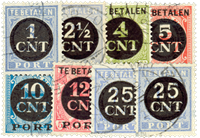 Netherlands - P61-P64 + P65-P68 - Cancelled