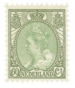 Holland - NVPH 76 - Postfrisk