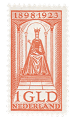 Holland 1923 - NVPH 129 - Ubrugt