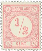 Holland - NVPH 30b - Postfrisk