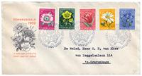 Holland 1952 - NVPH E9