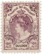 Holland - NVPH 78 - Ubrugt