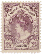 Netherlands - NVPH 78 - Unused