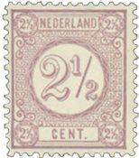 Holland - NVPH 33a - Postfrisk