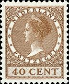 Holland - NVPH 196 - Ubrugt