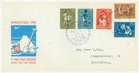 Holland 1954 - NVPH E19