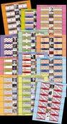 Holland 2002 komplet - Postfrisk