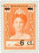 Curacao - Hulpuitgifte 1928-1930 (nr. 100, postfris)