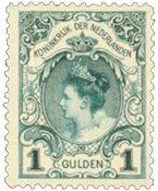 Holland 1898 - NVPH 49 - Ubrugt