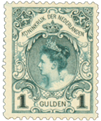 Holland 1898 - NVPH 49 - Ubrugt