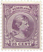Nederland - Nr. 42 - Ongebruikt