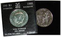 Suède - Monnaie Delaware